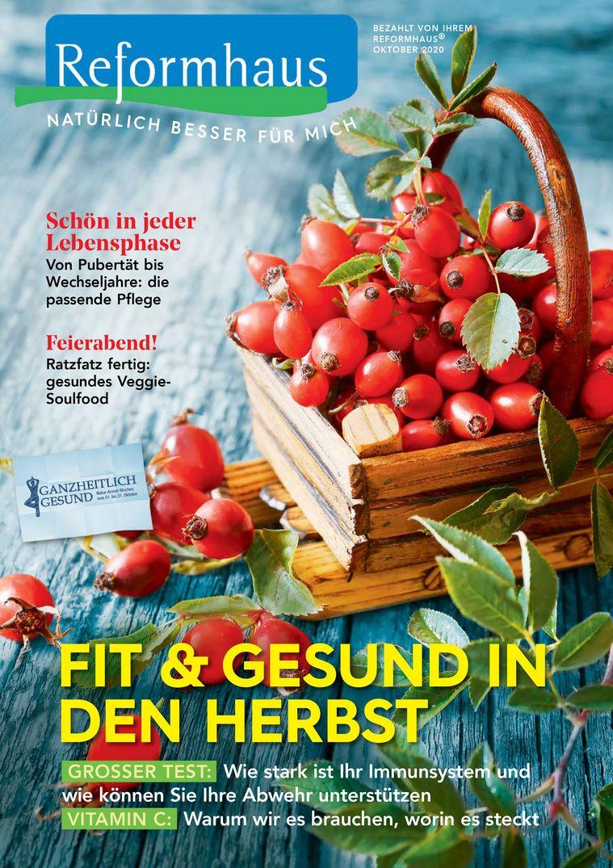 Reformhaus® Magazin Oktober 2020